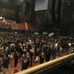 Great seats! Getting ready for System of a Down, pumped!…